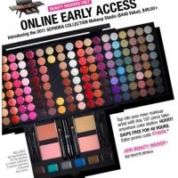 Sephora Make Up Studio Blockbuster Palette (LANGKAH)