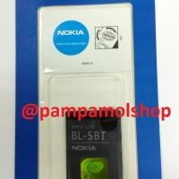 Batre / Baterai / Batrai Nokia BL-5BT / BL5BT Nokia 2600C Classic ORI