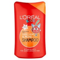 Loreal Paris Kids 2 in 1 Cheeky Cherry Almond Shampoo 250 ml
