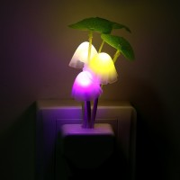 Lampu tidur Avatar Bunga Jamur