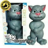 Mainan boneka tomcat besar cerita / talking tomcat