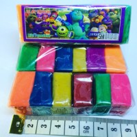 Jual Play Dough 50gr / Fun Doug / Lilin Mainan doh / Clay malam Murah