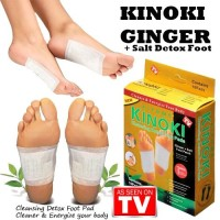 Jual Kinoki Gold Detox Koyo Kaki Ginger Foot Patch Murah