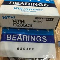 harga BALL BEARING 6205 C3-6304 C3 NTN (BEARING SET KRUK AS YAMAHA RX-KING) Tokopedia.com