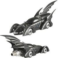 Jual Diecast Mobil Mainan Hot Wheels Batmobile Batman Forever BLY43 Murah