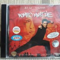 VCD FILM ROMEO MUST DIE (JET LEE)