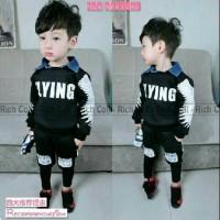 Setelan Flying Kid