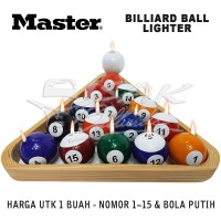 harga Billiard Ball Lighter - Korek Api Gas Bola Biliar - Hadiah Kado Bilyar Tokopedia.com