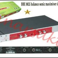 BBE 882i Balance Sonic Maximixer Dual Mono ( Buat Karaoke Mantap )