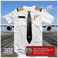 Jual Kaos Pilot 3D 1 Dewasa Murah