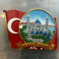 MAGNET KULKAS NEGARA TURKY TURKI