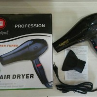 SUPER TURBO DRY HAIR DRYER