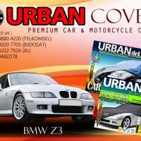 BMW Z3 BLACK SILVER COVER SELIMUT MOBIL URBAN ANTI AIR WATERPROOF