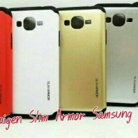 New...Spigen Slim Armor Samsung J5/Cover Hp/Pelindung Hp.