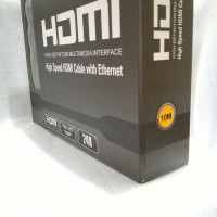 Kabel HDMI 10M Bafo Gold high speed Hdmi cable original