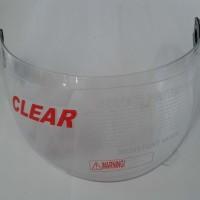Kaca Helm Teropong Bmc Jazz Putih (Bening)