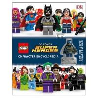 LEGO DC Comics Super Heroes Character Encyclopedia with Pirate Batman