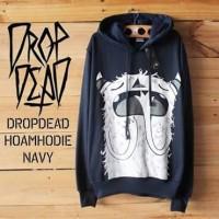 Sweater/Switer/Jaket/Hoodie/Sporty/ Dropdead Grade Ori Navy
