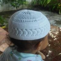 Peci Anak Rajut / Peci Bayi Usia 1-2 Th