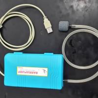 Jual Barrapump USB Portable Pump / Aerator mancing Murah