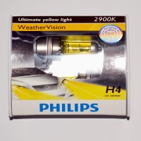 Philips WeatherVision H4FIT 100/90W