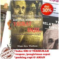 Einstein Membantah Taurat dan Injil - Wisnu Arya Wardhana
