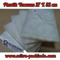 Plastik Vacuum 27x32 Cm, Vakum Plastic Sealer Vacum Bag Promo !!