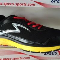 harga Sepatu Running Specs Road Runner Black Yellow 2016 New Original 100% Tokopedia.com