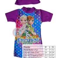 Baju Renang Diving Bayi Frozen EDBY-9055