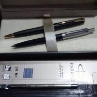 Jual Paket Parker Sonnet M.Black GT BP + Reffil BP Murah