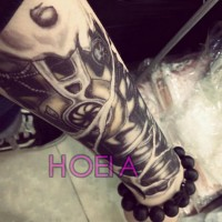 harga HC-2002 TEMPORARY TATTOO ARM MACHINE 19X12CM - TATO TEMPORER MESIN Tokopedia.com