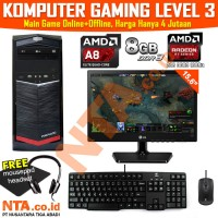 Komputer Gaming Set Level 3