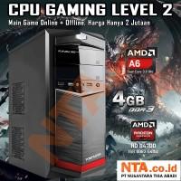 CPU Gaming Level 2