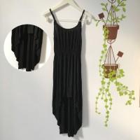 Forever 21 Black Asymmetrical Dress