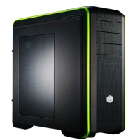 harga Cooler Master CM 690 III Green Color with Side Window Tokopedia.com
