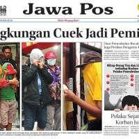 Koran Jawa Pos Th 90- 2016