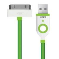 Kabel Hippo Teleport Iphone 4 200cm / Kabel Data Hippo