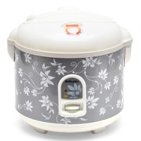 MIYAKO Rice Cooker MCM 528 BTK - Coklat & abuabu