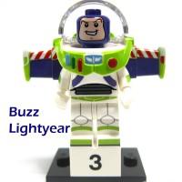 LEGO Minifigures Series Disney - Buzz Lightyear Minifigure Seri #3 Toy