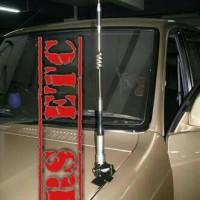 Antena HT / RIG 73cm Dualband Untuk Mobil Paket