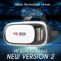 VR Box Second Generation V2 Virtual Reality Smartphone