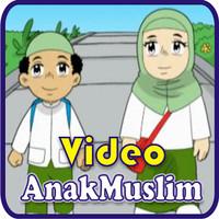 Flashdisk Video Animasi Anak Muslim 8 GB