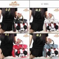 Hermes Birkin Mickey Togo Leather With Twilly (C1001)