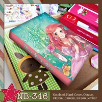 NB-346 Notebook Ariel Mermaid