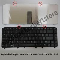Keyboard Dell Inspiron 1420 1520 1526 Xps M1330 M1530 - Black
