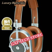 Master & Dynamic MH40 - High End Over Ear Headphones (Brown)
