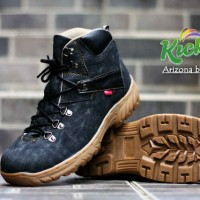 Sepatu Kickers Arizona Blackhawk Safety Kerja Lapangan Bikers Tracking