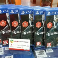 MORTAL KOMBAT XL PS4 REG 3 NEW SALE