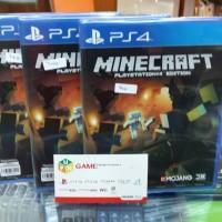 MINECRAFT PS4 NEW