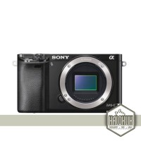 Sony A6000 BO Body Only (Sony Indonesia)